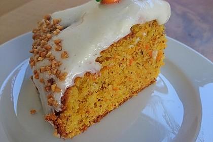 Karottenkuchen, Rüblikuchen oder Möhrenkuchen 35