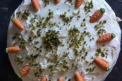 Karottenkuchen, Rüblikuchen oder Möhrenkuchen 271