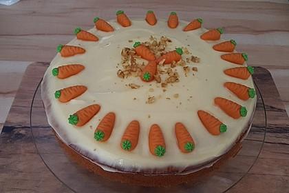 Karottenkuchen, Rüblikuchen oder Möhrenkuchen 46