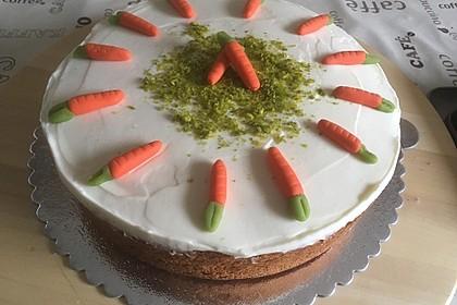 Karottenkuchen, Rüblikuchen oder Möhrenkuchen 144
