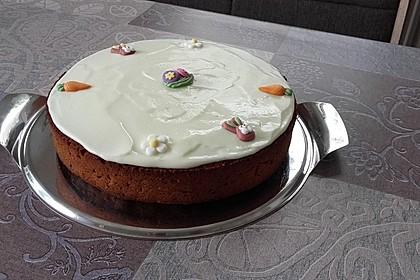 Karottenkuchen, Rüblikuchen oder Möhrenkuchen 43