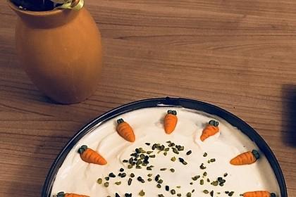 Karottenkuchen, Rüblikuchen oder Möhrenkuchen 274