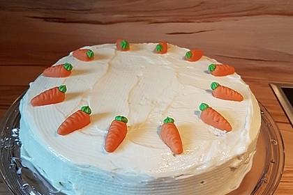 Karottenkuchen, Rüblikuchen oder Möhrenkuchen 258