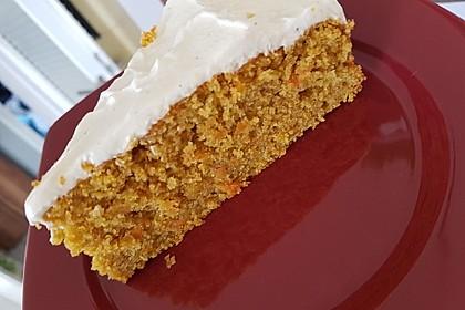 Karottenkuchen, Rüblikuchen oder Möhrenkuchen 36