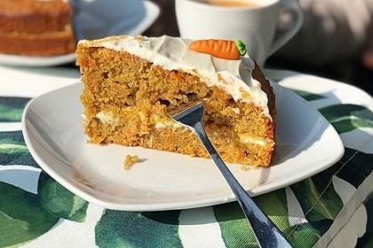 Karottenkuchen, Rüblikuchen oder Möhrenkuchen 34