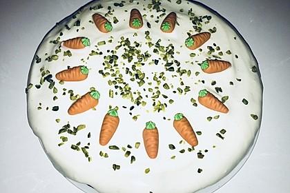Karottenkuchen, Rüblikuchen oder Möhrenkuchen 134