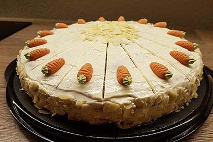Karottenkuchen, Rüblikuchen oder Möhrenkuchen 49