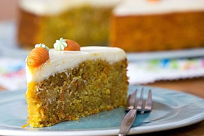 Karottenkuchen Rublikuchen Oder Mohrenkuchen Von Chefkoch Video