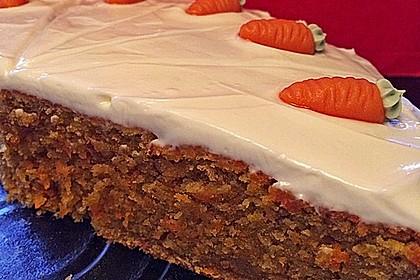 Karottenkuchen, Rüblikuchen oder Möhrenkuchen 58