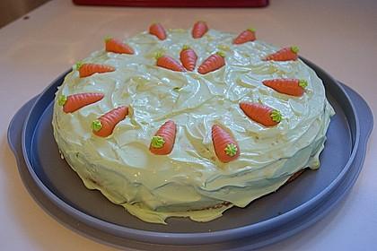 Karottenkuchen, Rüblikuchen oder Möhrenkuchen 78