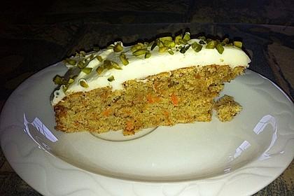Karottenkuchen, Rüblikuchen oder Möhrenkuchen 109