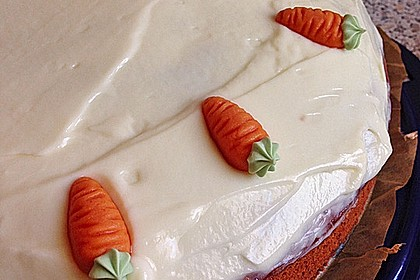 Karottenkuchen, Rüblikuchen oder Möhrenkuchen 165