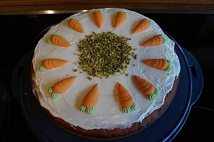 Karottenkuchen, Rüblikuchen oder Möhrenkuchen 67