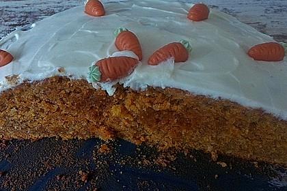 Karottenkuchen, Rüblikuchen oder Möhrenkuchen 208
