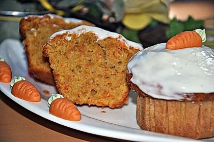 Karottenkuchen, Rüblikuchen oder Möhrenkuchen 56
