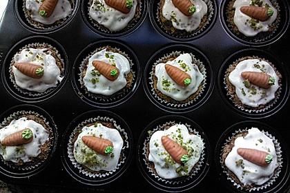 Karottenkuchen, Rüblikuchen oder Möhrenkuchen 60