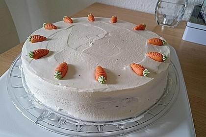 Karottenkuchen, Rüblikuchen oder Möhrenkuchen 32