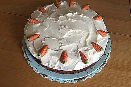 Karottenkuchen, Rüblikuchen oder Möhrenkuchen 114