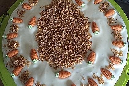 Karottenkuchen, Rüblikuchen oder Möhrenkuchen 180