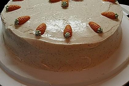 Karottenkuchen, Rüblikuchen oder Möhrenkuchen 225