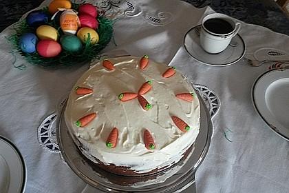 Karottenkuchen, Rüblikuchen oder Möhrenkuchen 223