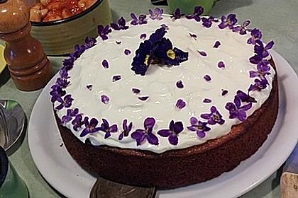 Karottenkuchen, Rüblikuchen oder Möhrenkuchen 59