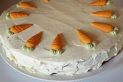 Karottenkuchen, Rüblikuchen oder Möhrenkuchen 111