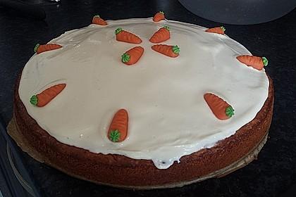 Karottenkuchen, Rüblikuchen oder Möhrenkuchen 201