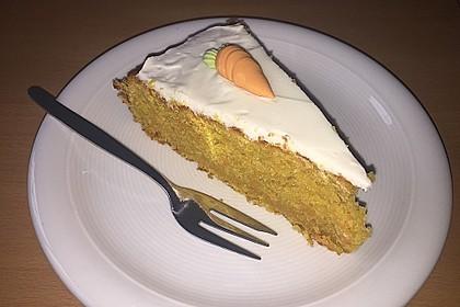Karottenkuchen, Rüblikuchen oder Möhrenkuchen 336