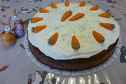 Karottenkuchen, Rüblikuchen oder Möhrenkuchen 79