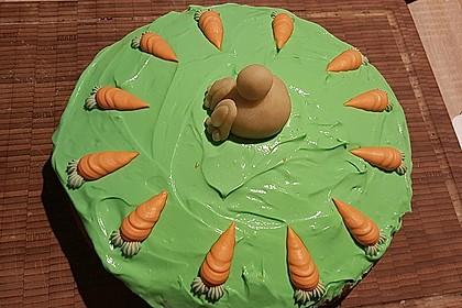 Karottenkuchen, Rüblikuchen oder Möhrenkuchen 326