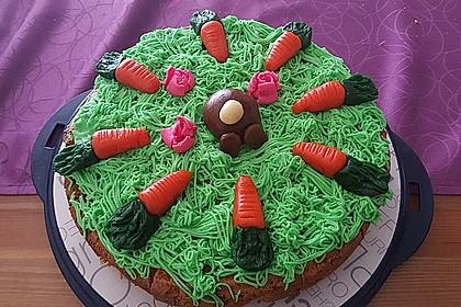 Karottenkuchen, Rüblikuchen oder Möhrenkuchen 170