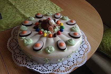 Karottenkuchen, Rüblikuchen oder Möhrenkuchen 17