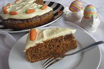 Karottenkuchen, Rüblikuchen oder Möhrenkuchen 102
