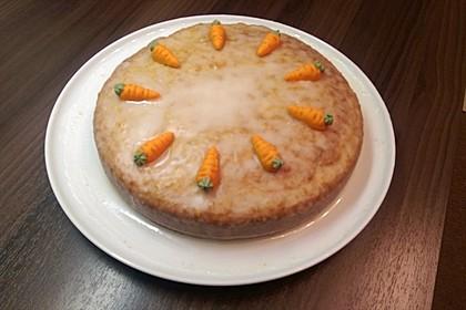 Karottenkuchen, Rüblikuchen oder Möhrenkuchen 169