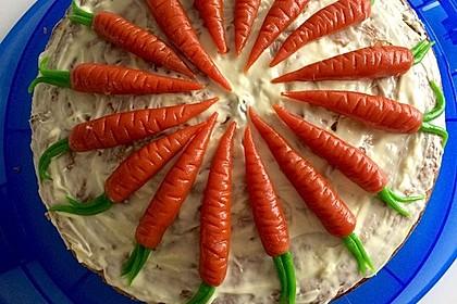 Karottenkuchen, Rüblikuchen oder Möhrenkuchen 352
