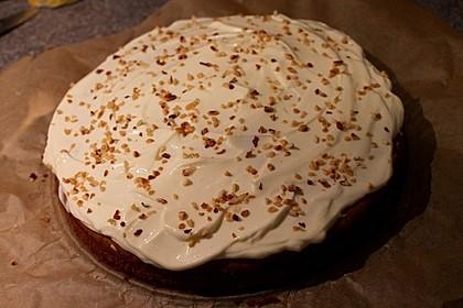Karottenkuchen, Rüblikuchen oder Möhrenkuchen 264
