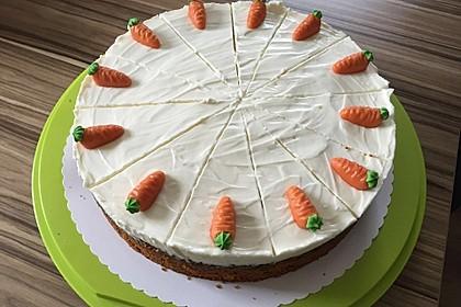 Karottenkuchen, Rüblikuchen oder Möhrenkuchen 173