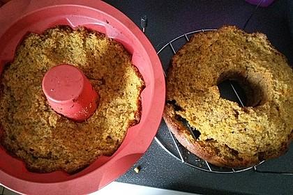 Karottenkuchen, Rüblikuchen oder Möhrenkuchen 344