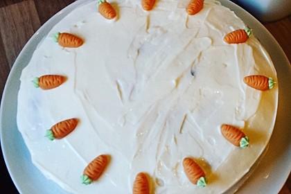 Karottenkuchen, Rüblikuchen oder Möhrenkuchen 332
