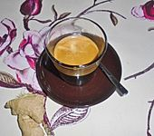 Ingwer-Honig-Espresso (Bild)