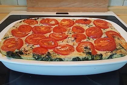 Vegane Spinat-Cashew-Lasagne 1