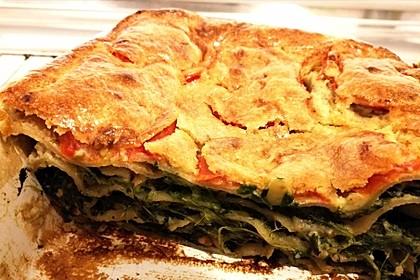 Vegane Spinat-Cashew-Lasagne 5
