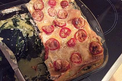 Vegane Spinat-Cashew-Lasagne 14