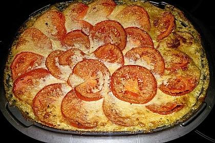 Vegane Spinat-Cashew-Lasagne 2