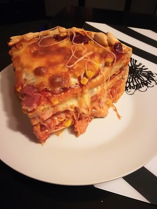 Pizzatorte Foodgasm Von Kaltenkreuth Chefkoch De
