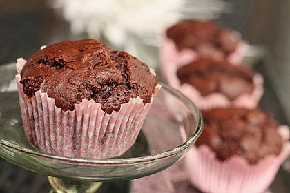 Jaffa Cake Muffins (Bild)