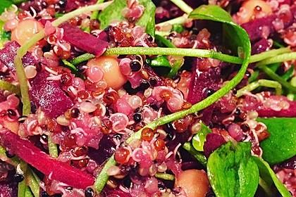 Bunter Quinoa-Wintersalat 1