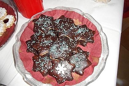 Zimtige Haselnuss-Kakao-Kekse 2