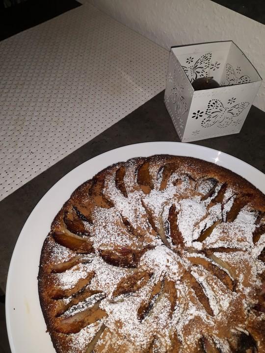 Veganer Zwetschgen Griess Nuss Kuchen Von Tria Lin Chefkoch De